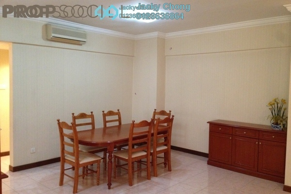 For Rent Condominium at Lanai Kiara, Mont Kiara Freehold Fully Furnished 3R/2B 2.5千