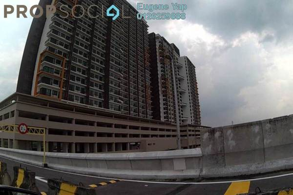 For Rent Condominium at Dex @ Kiara East, Jalan Ipoh Leasehold Fully Furnished 2R/1B 1.7k