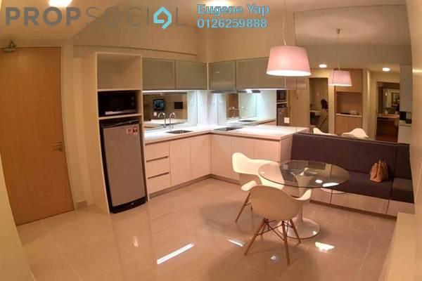 For Sale Condominium at Dex @ Kiara East, Jalan Ipoh Leasehold Fully Furnished 2R/1B 520k