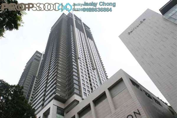 For Sale Condominium at Pavilion Residences, Bukit Bintang Leasehold Fully Furnished 2R/2B 2.5m