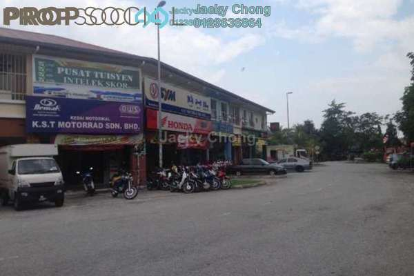 For Rent Shop at Section 24, Shah Alam Leasehold Unfurnished 0R/0B 5.5k