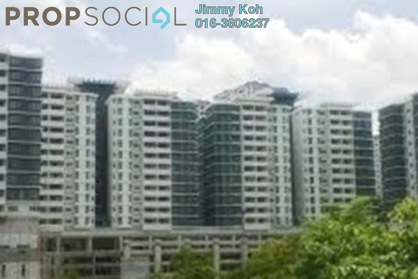 For Rent Condominium at Kiara Residence, Bukit Jalil Leasehold Semi Furnished 3R/2B 1.4k