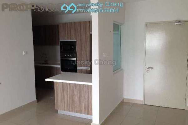 For Rent Serviced Residence at Pacific Place, Ara Damansara Leasehold Semi Furnished 2R/2B 1.55k