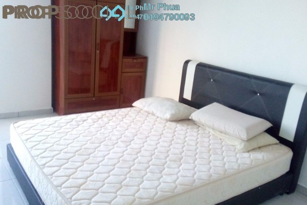 For Rent Condominium at Kelisa Heights, Seberang Jaya Freehold Fully Furnished 4R/2B 1.25k