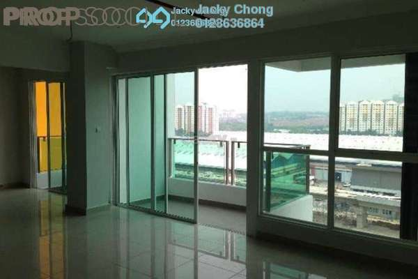 For Sale Serviced Residence at Pacific Place, Ara Damansara Leasehold Unfurnished 0R/1B 470Ribu