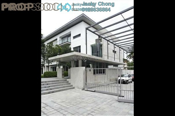 For Sale Condominium at Iringan Hijau, Ampang Hilir Freehold Semi Furnished 4R/6B 4.9m