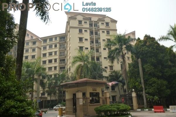 For Sale Condominium at Puncak Prima, Sri Hartamas Freehold Semi Furnished 3R/2B 600k