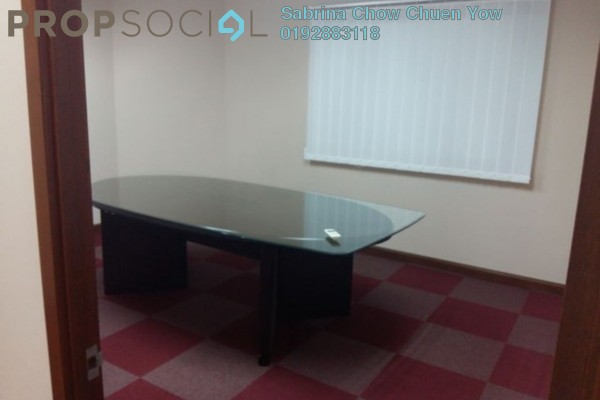 For Rent Office at Solaris Mont Kiara, Mont Kiara Freehold Fully Furnished 0R/0B 9.5k