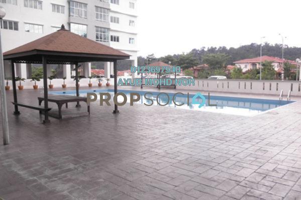 For Rent Condominium at Sierra Residency, Bandar Kinrara Freehold Fully Furnished 3R/2B 1.6k