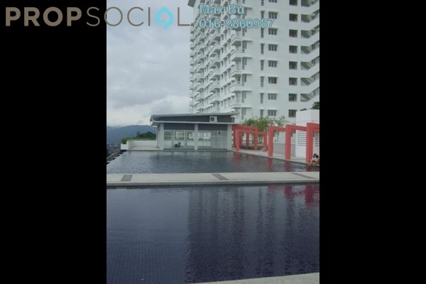 For Rent Condominium at Monte Bayu, Cheras Leasehold Fully Furnished 3R/2B 1.6k