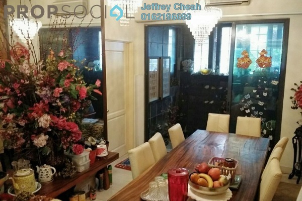For Sale Terrace at SouthLake, Desa ParkCity Freehold Semi Furnished 7R/5B 2.25m