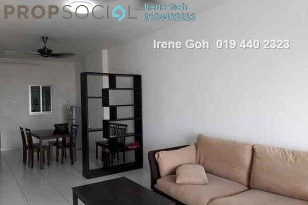 For Rent Condominium at Elit Heights, Bayan Baru Freehold Fully Furnished 3R/2B 2.2k