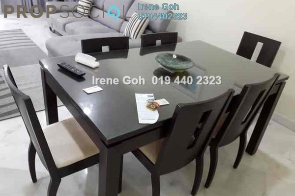 For Rent Condominium at 1 Persiaran Gurney, Gurney Drive Freehold Fully Furnished 3R/2B 3.2k