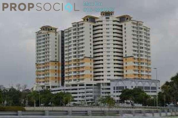 For Rent Condominium at Mutiara Anggerik, Shah Alam Leasehold Semi Furnished 4R/3B 1.6k