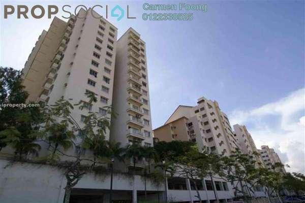 For Sale Condominium at Puncak Nusa Kelana, Ara Damansara Leasehold Fully Furnished 3R/2B 680k