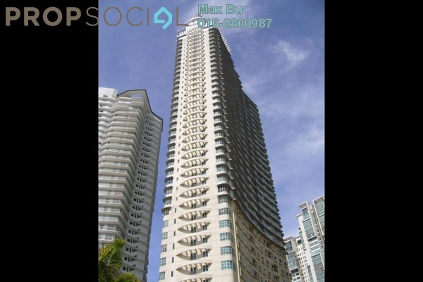 For Rent Condominium at Park View, KLCC Freehold Fully Furnished 1R/1B 3k