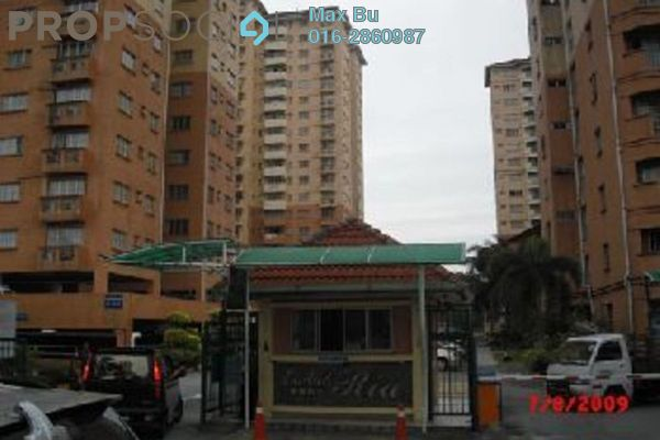For Rent Condominium at Endah Ria, Sri Petaling Leasehold Fully Furnished 3R/2B 2k