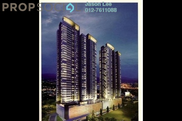 For Sale Condominium at The Elements, Ampang Hilir Freehold Semi Furnished 1R/1B 700k