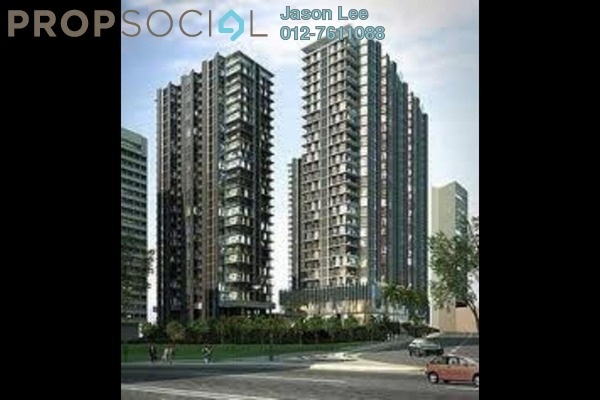 For Sale Condominium at St Mary Residences, KLCC Freehold Fully Furnished 1R/1B 1.9m