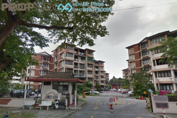 For Rent Condominium at Medan Lumba Kuda, Air Itam Freehold Fully Furnished 3R/2B 1.1k