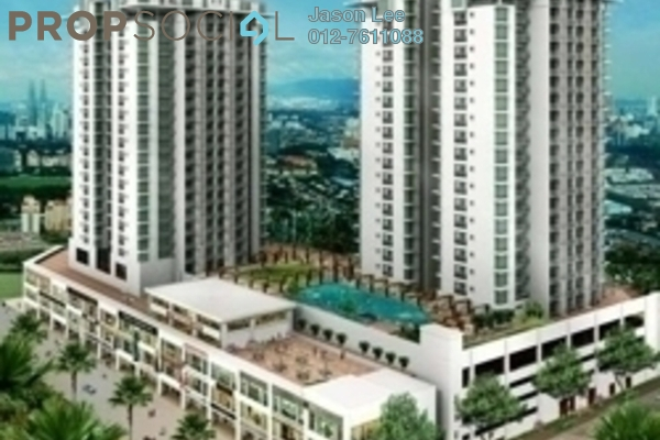 For Sale Condominium at Ampang Putra Residency, Ampang Leasehold Fully Furnished 3R/2B 650k