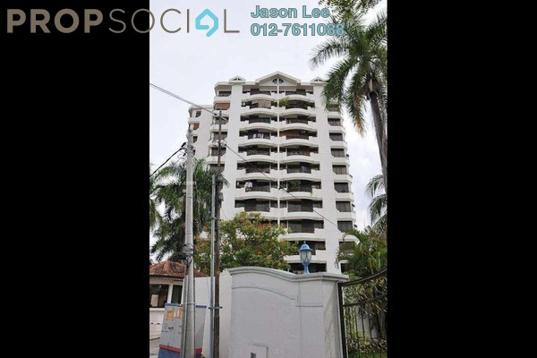 For Sale Condominium at Sri Pelangi, Setapak Freehold Fully Furnished 3R/2B 430k