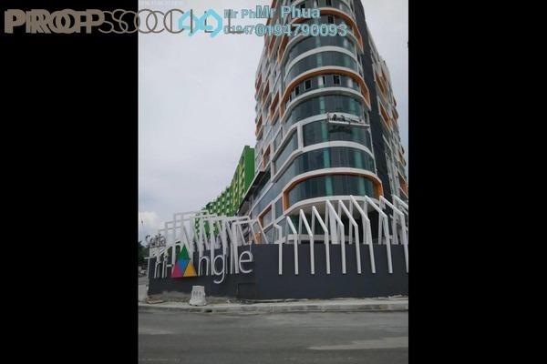 For Rent Condominium at Setia Tri-Angle, Sungai Ara Freehold Fully Furnished 3R/2B 1.9k