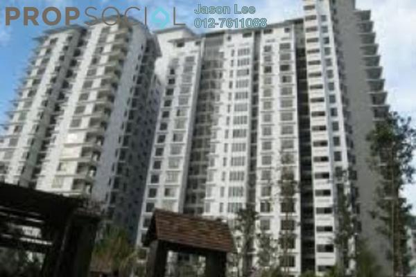 For Sale Condominium at Atmosfera, Bandar Puchong Jaya Freehold Semi Furnished 4R/3B 580k