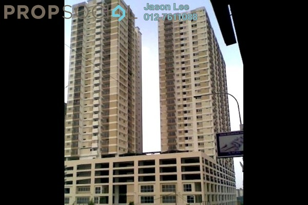 For Sale Condominium at 1 Petaling, Sungai Besi Leasehold Unfurnished 4R/3B 500k