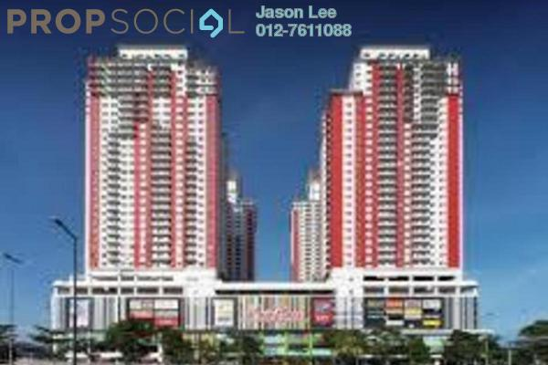 For Sale Condominium at Main Place Residence, UEP Subang Jaya Freehold Semi Furnished 3R/2B 535k