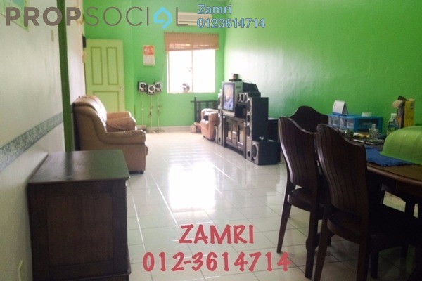 For Sale Townhouse at Puncak Perdana, Shah Alam Leasehold Fully Furnished 3R/2B 275k