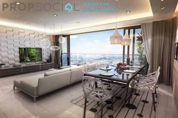 For Sale Condominium at Seringin Residences, Kuchai Lama Freehold Unfurnished 3R/2B 1m