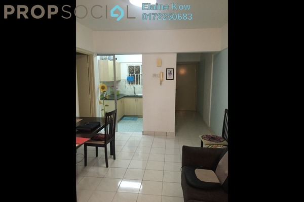 For Sale Condominium at Arena Green, Bukit Jalil Freehold Fully Furnished 2R/2B 360k