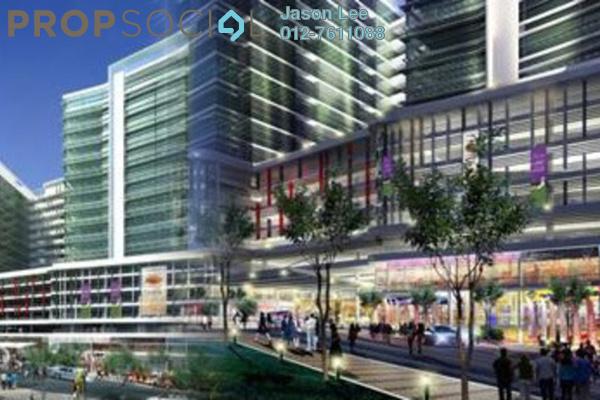 For Rent Condominium at First Subang, Subang Jaya Freehold Semi Furnished 1R/1B 1.5k