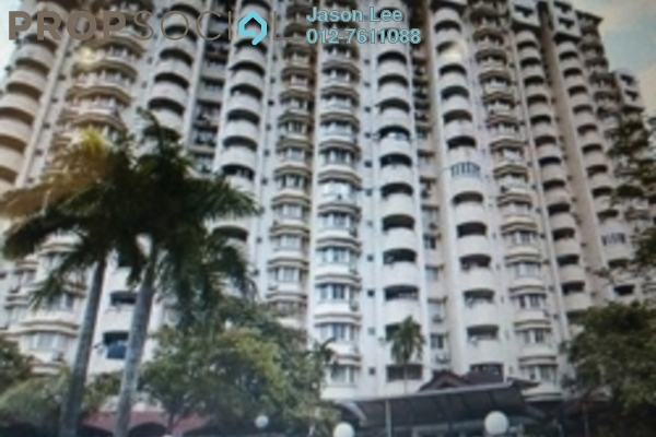 For Rent Condominium at Shang Villa, Kelana Jaya Freehold Fully Furnished 4R/3B 2.4k