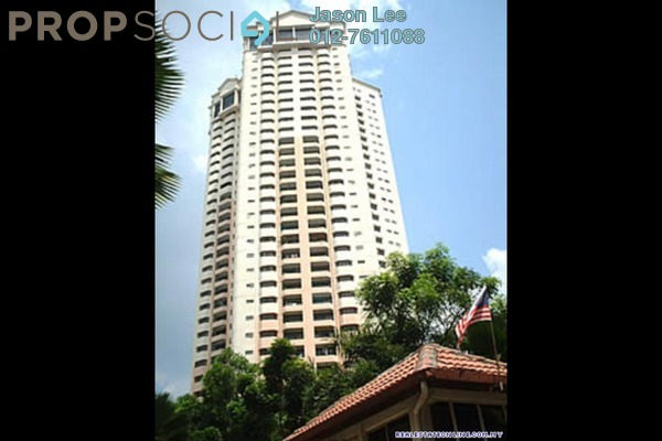 For Rent Condominium at Angkupuri, Mont Kiara Freehold Fully Furnished 4R/3B 3k