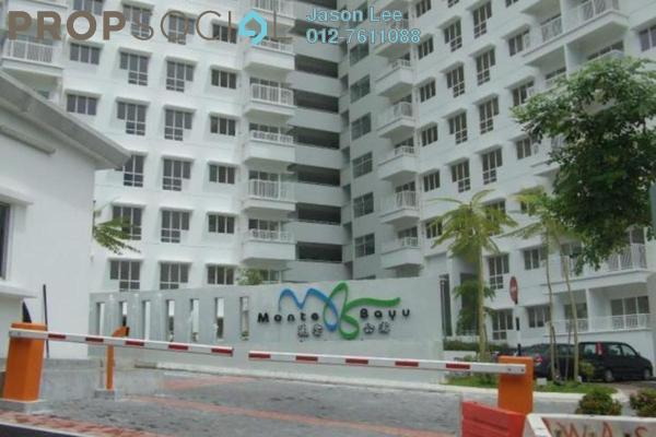 For Rent Condominium at Monte Bayu, Cheras Leasehold Fully Furnished 3R/2B 1.8k