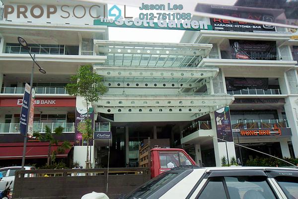 For Rent Office at The Scott Soho, Old Klang Road Freehold Unfurnished 0R/0B 3.4k
