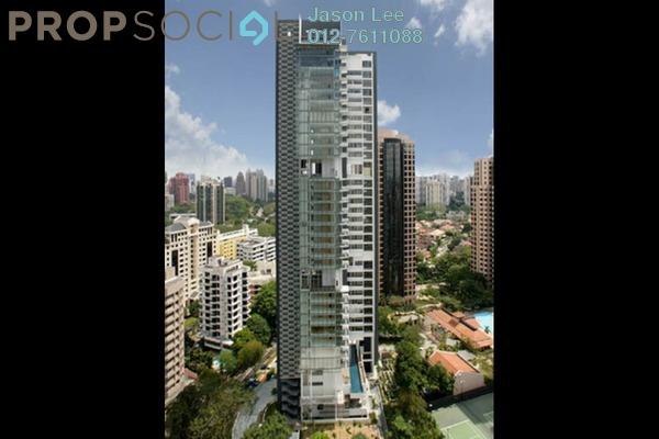 For Rent Condominium at Boulevard Residence, Bandar Utama Leasehold Semi Furnished 3R/2B 2.4k