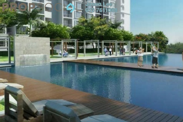 For Rent Condominium at 1120 Park Avenue, PJ South Leasehold Fully Furnished 3R/2B 1.7千