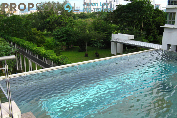 For Rent Condominium at The Maple, Sentul Freehold Fully Furnished 4R/3B 3.3Ribu