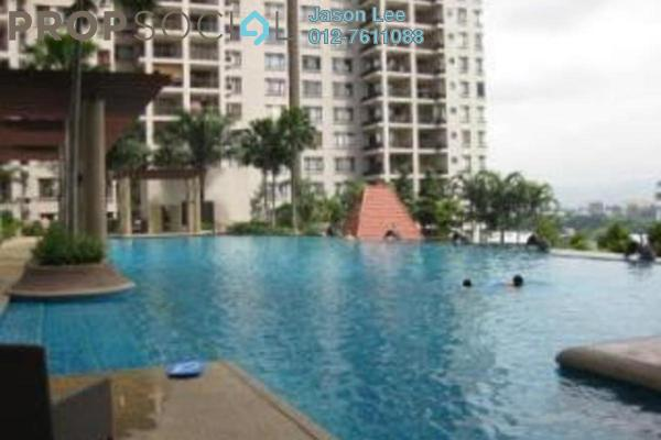 For Rent Condominium at Royal Regent, Dutamas Freehold Semi Furnished 3R/2B 2.1k