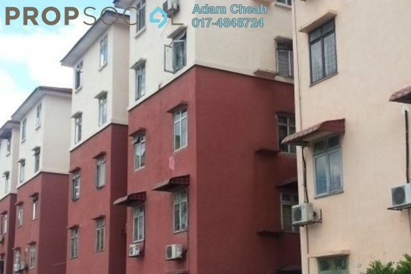 For Sale Apartment at Taman Puchong Prima, Puchong Freehold Unfurnished 3R/2B 240k