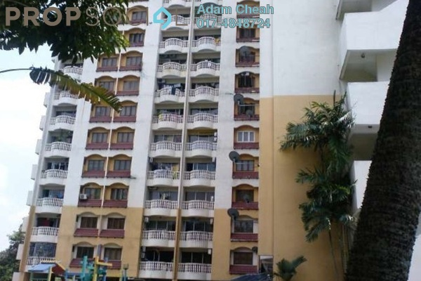 For Sale Condominium at Gemilang Indah, Old Klang Road Freehold Unfurnished 2R/2B 350k