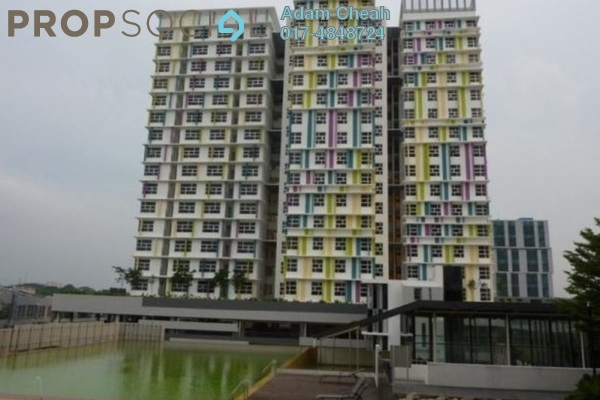 For Sale Condominium at The Domain, Cyberjaya Freehold Unfurnished 1R/1B 300k