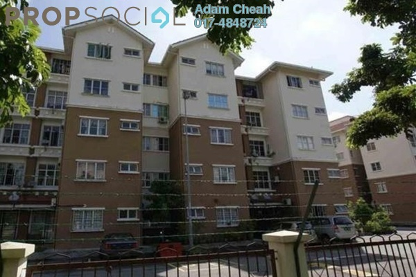 For Sale Condominium at Sri Ara Apartment, Ara Damansara Freehold Unfurnished 3R/2B 365k
