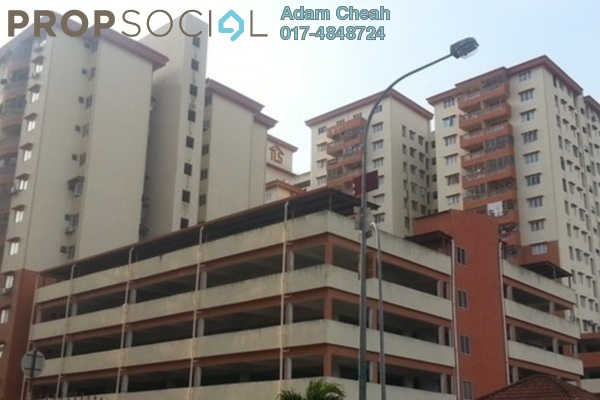 For Sale Condominium at Sri Camellia Apartment, Kajang Freehold Unfurnished 3R/2B 270k