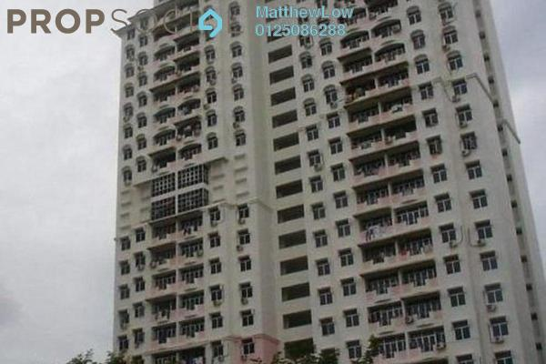 For Rent Apartment at Taman Jubilee, Sungai Nibong Freehold Fully Furnished 3R/2B 1.1k