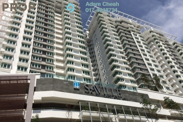 For Sale Condominium at Saville, Melawati Freehold Unfurnished 3R/2B 570k