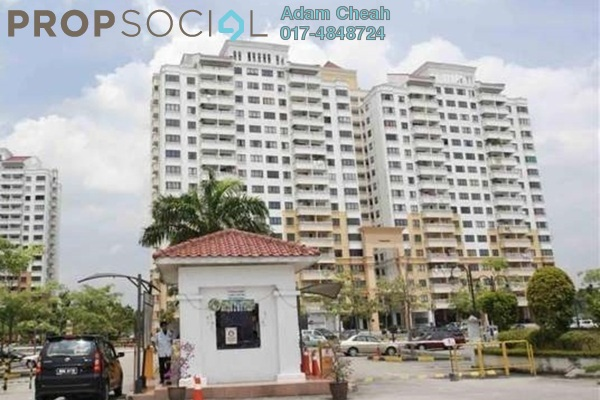 For Sale Condominium at Vista Millennium, Puchong Leasehold Unfurnished 3R/2B 270k